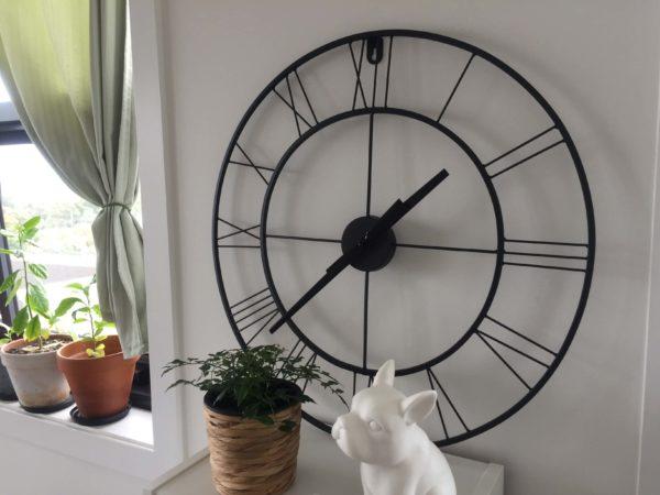 Kmartで購入した掛け時計