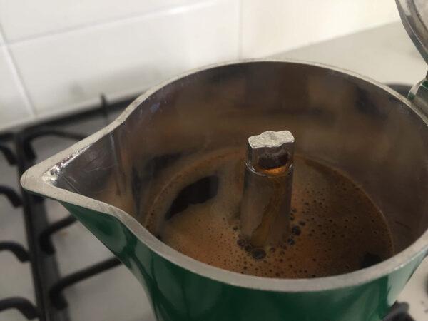 コーヒーを入れる工程6−2