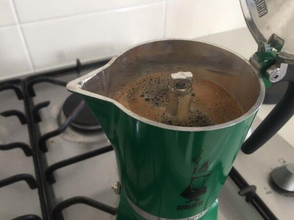 コーヒーを入れる工程6−3