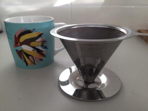 ステンレス製コーヒーフィルター
